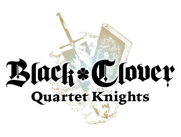 Logo del gioco Black Clover: Quartet Knights per PlayStation 4
