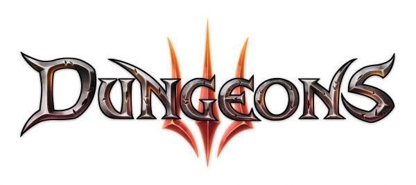 Logo del gioco Dungeons 3 per Xbox One