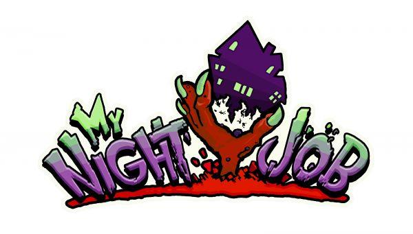 Logo del gioco My Night Job per Playstation 4