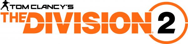Logo del gioco Tom Clancy's The Division 2 per Xbox One