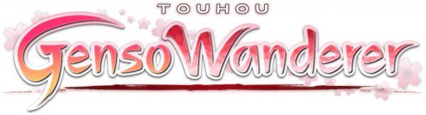 Logo del gioco Touhou Genso Wanderer per PSVITA