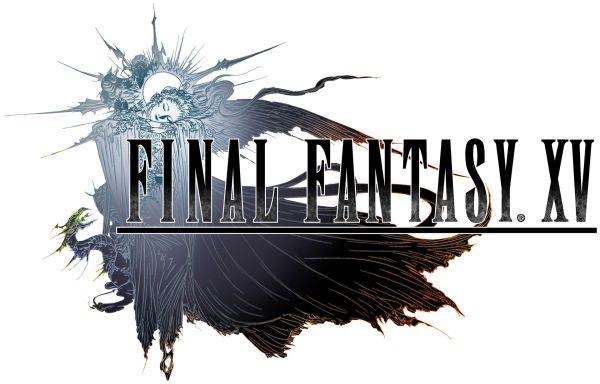 Logo del gioco Final Fantasy XV per PlayStation 4