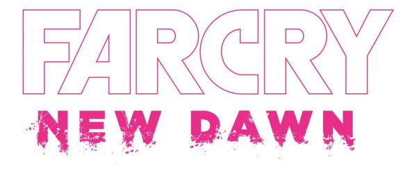 Logo del gioco Far Cry New Dawn per Xbox One