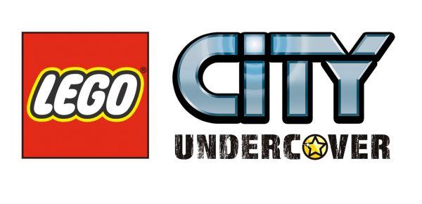 Logo del gioco LEGO City Undercover per Nintendo Wii U