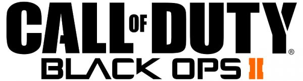 Logo del gioco Call of Duty Black Ops II per PlayStation 3