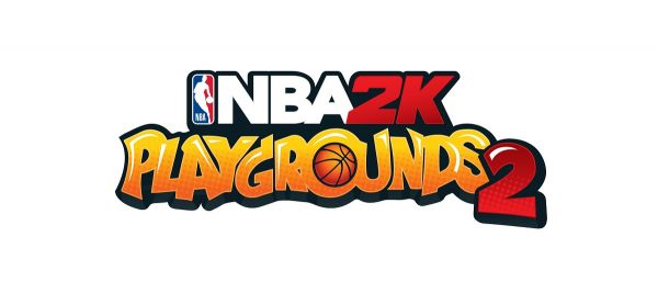Logo del gioco NBA 2K Playgrounds 2 per Nintendo Switch