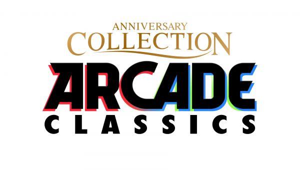 Logo del gioco Arcade Classics Anniversary Collection per Nintendo Switch