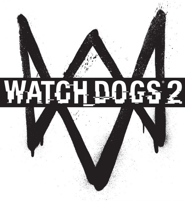 Logo del gioco Watch Dogs 2 per Xbox One