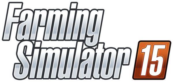 Logo del gioco Farming Simulator 15 per Xbox 360