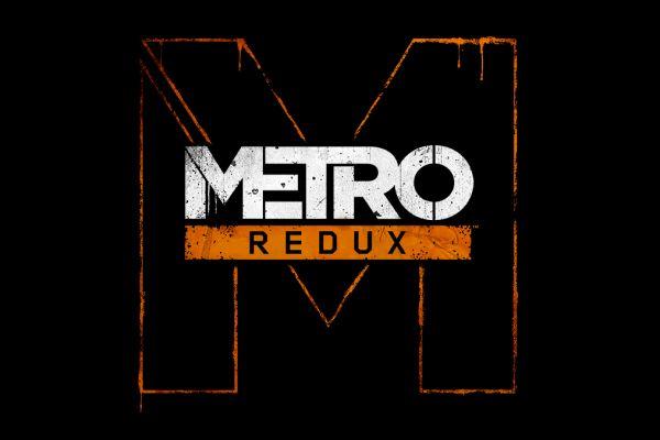 Logo del gioco Metro Redux per PlayStation 4
