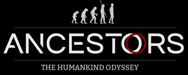 Logo del gioco Ancestors:The Humankind Odyssey per PlayStation 4