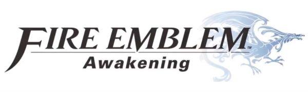 Logo del gioco Fire Emblem: Awakening per Nintendo 3DS