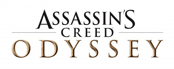 Logo del gioco Assassin's Creed Odyssey per Xbox One