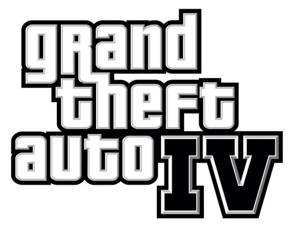 Logo del gioco Grand Theft Auto IV - GTA 4 per PlayStation 3