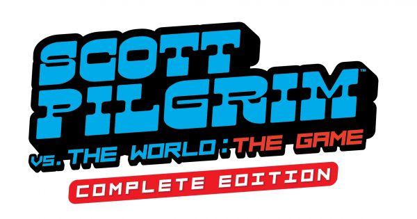 Logo del gioco Scott Pilgrim vs. The World: The Game - Complete Edition per Nintendo Switch