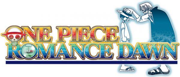 Logo del gioco One Piece Romance Dawn per Nintendo 3DS