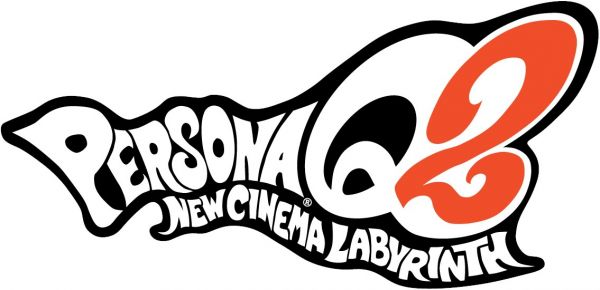 Logo del gioco Persona Q2: New Cinema Labyrinth per Nintendo 3DS
