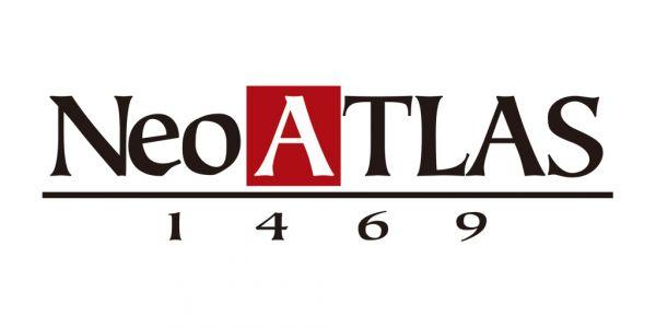 Logo del gioco Neo ATLAS 1469 per Nintendo Switch