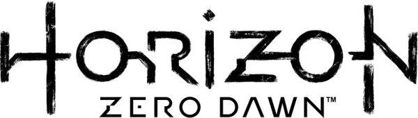 Logo del gioco Horizon: Zero Dawn per PlayStation 4