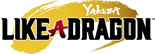 Logo del gioco Yakuza: Like a Dragon per Xbox One