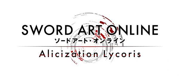 Logo del gioco Sword Art Online: Alicization Lycoris per PlayStation 4
