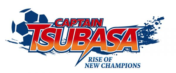Logo del gioco Captain Tsubasa: Rise of New Champions per PlayStation 4