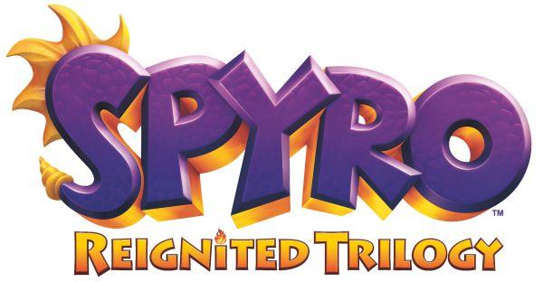 Logo del gioco Spyro Reignited Trilogy per Xbox One