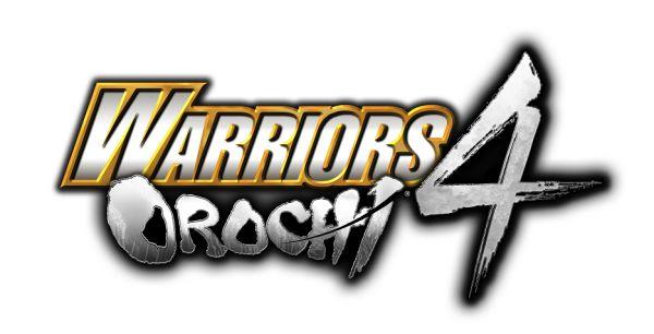 Logo del gioco Warriors Orochi 4 per PlayStation 4