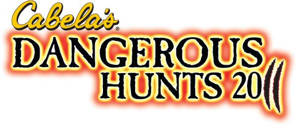 Logo del gioco Cabela's Dangerous Hunts 2011 per PlayStation 3