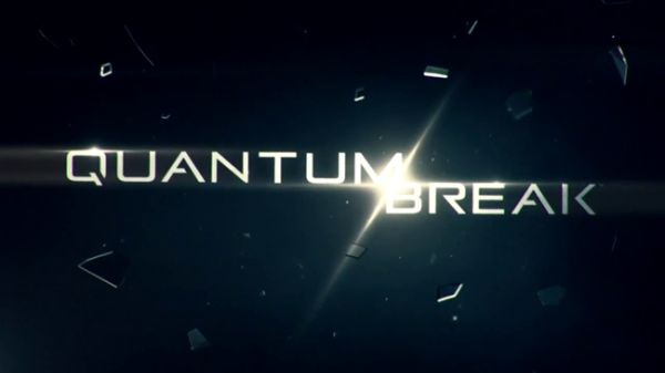 Logo del gioco Quantum Break per Xbox One