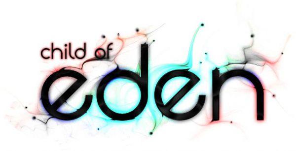 Logo del gioco Child of Eden per PlayStation 3
