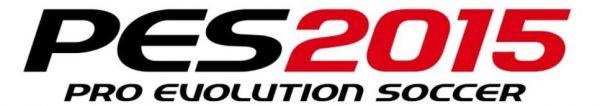Logo del gioco Pro Evolution Soccer 2015 per Nintendo Wii U