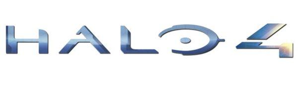 Logo del gioco Halo 4 per Xbox 360