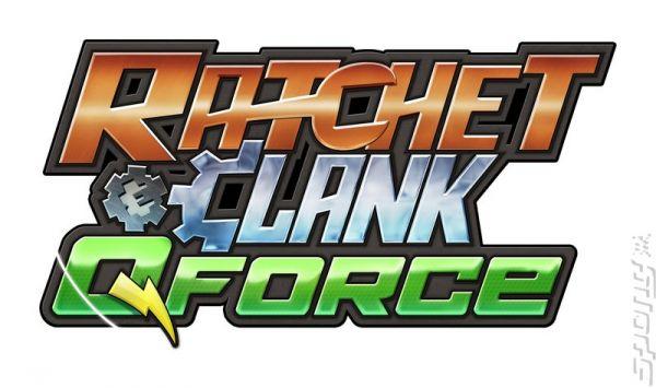 Logo del gioco Ratchet & Clank: QForce per PlayStation 3