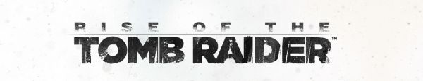 Logo del gioco Rise of the Tomb Raider per PlayStation 4