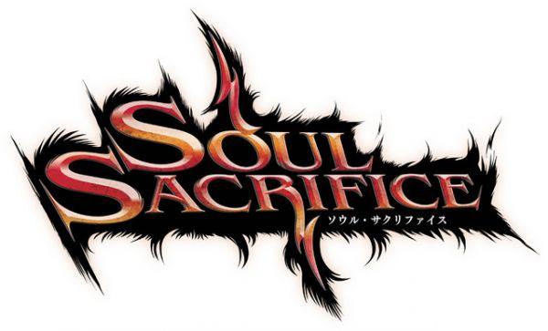 Logo del gioco Soul Sacrifice per PSVITA