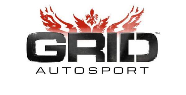 Logo del gioco GRID: Autosport per Xbox 360