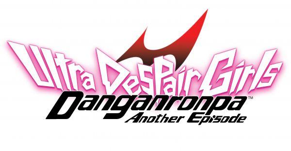 Logo del gioco Danganronpa Another Episode: Ultra Despair Girls per PSVITA