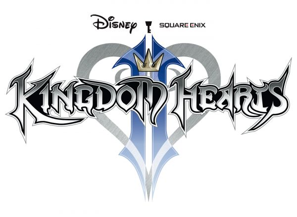 Logo del gioco Kingdom Hearts per PlayStation 2