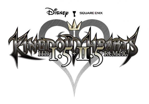 Logo del gioco Kingdom Hearts HD 1.5 + 2.5 ReMIX per Playstation 4