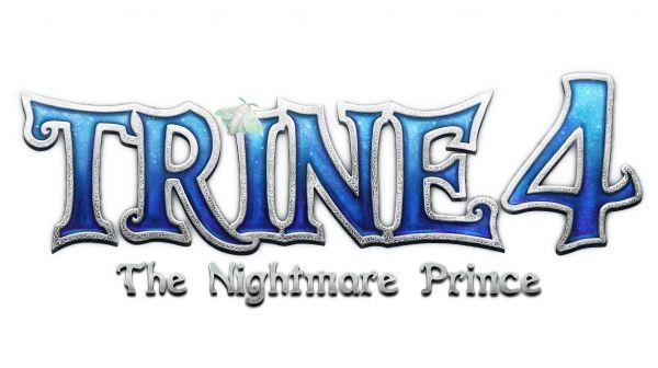 Logo del gioco Trine 4: The Nightmare Prince per PlayStation 4