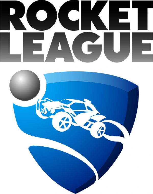 Logo del gioco Rocket League per Playstation 4