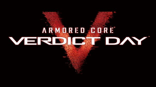 Logo del gioco Armored Core: Verdict Day per PlayStation 3