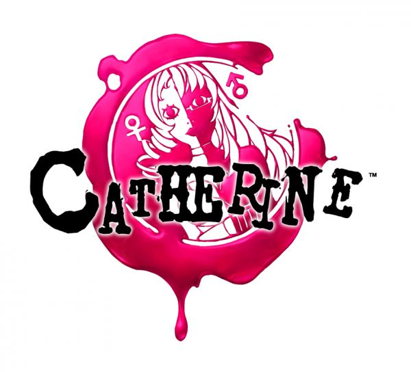 Logo del gioco Catherine per PlayStation 3