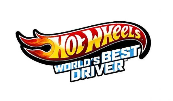 Logo del gioco Hot Wheels Pilota da Record per Nintendo Wii U