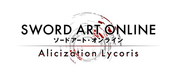 Logo del gioco Sword Art Online: Alicization Lycoris per Xbox One