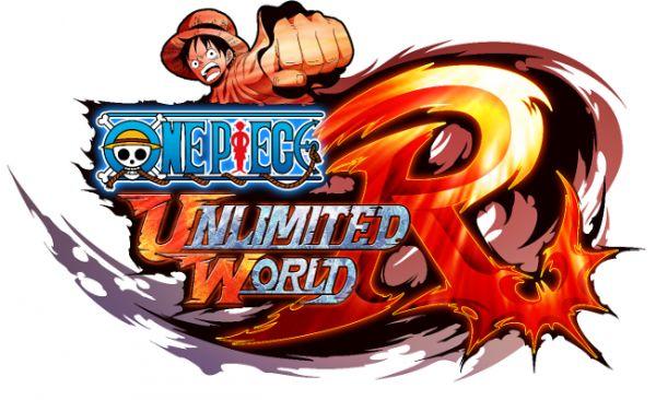 Logo del gioco One Piece Unlimited World Red per Nintendo Wii U