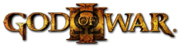Logo del gioco God of War III per PlayStation 3