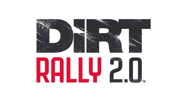 Logo del gioco DiRT Rally 2.0 per PlayStation 4