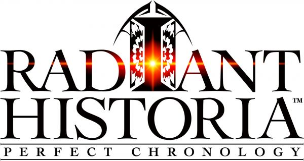 Logo del gioco Radiant Historia: Perfect Chronology per Nintendo 3DS